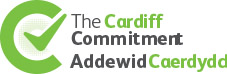 The Cardiff Commitment logo